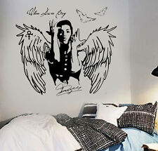 Il PRINCIPE Decalcomania quando Doves CRY Celebrità Cantante Pop-Wall Art Sticker