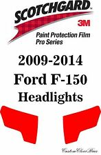 3M Scotchgard Paint Protection Film Pro Series 2011 2012 2013 2014 Ford F-150
