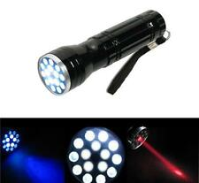 New Ghost Hunting flashlight 3 in 1 powerful UV LED & red laser spirit equipment