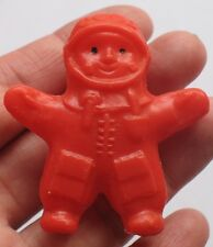 Cosmos RUSSIAN Celluloid TOY DOLL Girl Kid Child Cosmonaut Space Man Boy Vintage