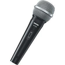 NEW SHURE MICROPHONE SV100-W WITH 15' CABLE SV100W