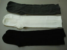 NWOT Women's Hue Flat Knit Knee High Socks Shoe 6-9 Multi 6 Pair #55E