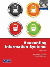 Accounting Information Systems by Marshall B. Romney, Paul J. Steinbart