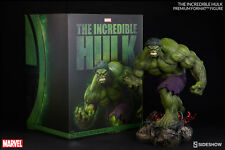 Sideshow Marvel Comics The Incredible Hulk Premium Format Figure Statue New