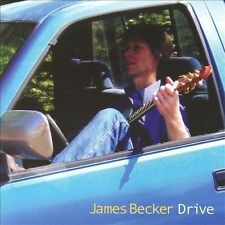 Drive Becker, James Audio CD