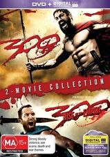 300: Rise of an Empire DVD only