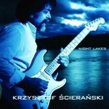 CD KRZYSZTOF ŚCIERAŃSKI / SCIERANSKI  Night Lakes