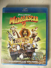 "BLURAY ""MADAGASCAR 2""  DREAMWORKS  blu ray"