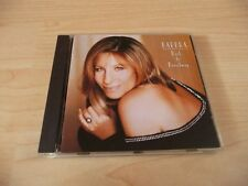 CD Barbra Streisand - Back to Broadway - 1993 - 12 Songs