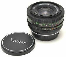 Vivitar 28mm F2 1:2.8 Auto Wide-Angle Lens for Pentax