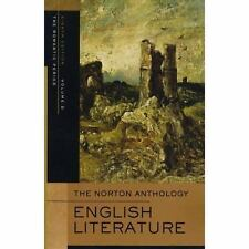 The Norton Anthology of English Literature, Volume D: The Romantic Period by , G