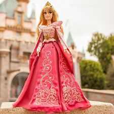 "US Disney Sleeping Beauty Pink Aurora 17"" Doll Limited Edition 5000 NRFB!"