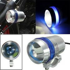 2X U3 CREE Motorcycle LED Bright Driving Spot Fog Angle Eye For Harley Davidson