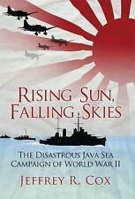 RISING SUN, FALLING SKIES - NEW PAPERBACK BOOK