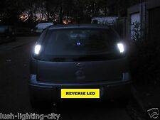 VAUXHALL CORSA C LED REVERSE LIGHT BULBS CANBUS ERROR FREE XENON WHITE