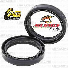 All Balls Fork Oil Seals Kit For Kawasaki KX 125 1989 89 Motocross Enduro MX New