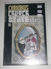 Cerebus Church & State #23 VF Aardvarkvanaheim Dec 1991