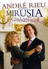 Andre Rieu Presents: Mirusia-Always & Forever (2011, REGION 4 DVD New)