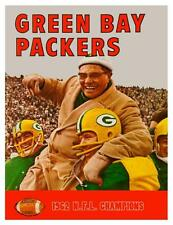 Green Bay Packers *LARGE POSTER* 1962 Football NFL Vince Lombardi WORLD CHAMPION