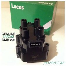 ROVER MINI TWIN POINT INJECTION MPI IGNITION COIL PACK LUCAS DMB201 100% TESTED