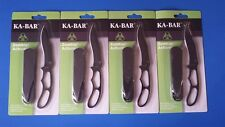 4 pack Ka-Bar ZK Zombie Killer Acheron Skeleton Neck Knife w/ sheath 5-5699BP-9