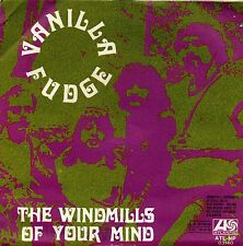 "VANILLA FUDGE NEED LOVE THE WINDMILLS OF YOUR MIND 7"" ITALY"