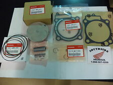 GENUINE OEM HONDA PISTON TOP END KIT WITH GASKETS CRF450R 2002-2003 ONLY