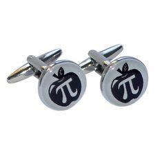 Apple Pi Comedy Cufflinks X2BOC160