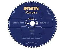 IRWIN IRW1897466 305 x 30mm 60-Teeth Irwin Marples Circular Saw Blade with ATB T