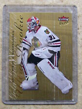 09-10 Fleer Ultra Rookie Gold Medallion Parallel #203 ANTTI NIEMI