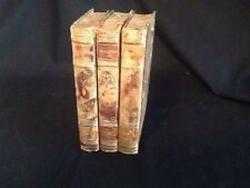 Oeuvres Completes De Moliere Nouvelle Edition 3 Volumes Written In French