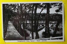 CASTIGLIONCELLO (COSTA FIORITA): pineta e giardini