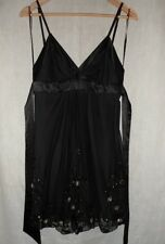 Tom Wolfe Sequin Evening Party Dress Size UK 12