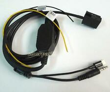 Car AUX Audio Charge Cable For BMW Mini Cooper R50 R53 Mini One D iPhone 5S 6 6s