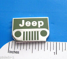 JEEP Grill - hat pin , hatpin , lapel pin , tie tac  GIFT BOXED