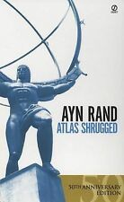 Atlas Shrugged by Ayn Rand (1996, Paperback, Anniversary, Revised)