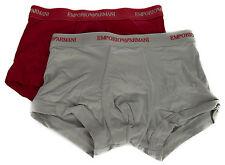 Bipack 2 boxer trunk EMPORIO ARMANI a.111210 5A717 taglia L colore 08417
