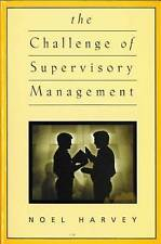 The Challenge of Supervisory Management-ExLibrary