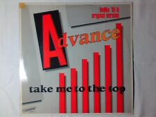 "ADVANCE Take me to the top remix '91 12"" HOLLAND ITALO DISCO IVANA SPAGNA"
