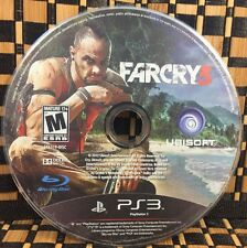 Far Cry 3 (Sony PlayStation 3, 2012) USED (DISC ONLY) #10447