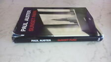 PAUL AUSTER - SUNSET PARK - MONDOLIBRI - 2011-  RM24
