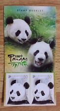 Singapore 2012, Giant Pandas Booklet of 10 stamps