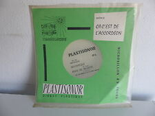 Disque souple PLASTISONOR MIC 60TONI MELLER Bourasque ACCORDEON