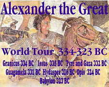 Alexander the Great concert tshirt