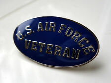 ZPs2 Unusual United States Air Force Veteran Military pin badge