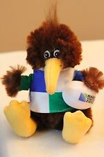Rugby World Cup 2011 New Zealand Kiwi Plush Toy Doll RARE HTF