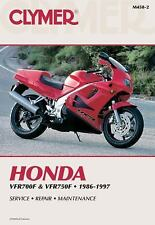 Honda VFR 700F and VFR 750F, 1986-1997, Penton Staff