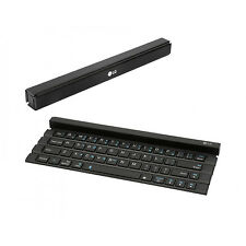 LG Portable Wireless Bluetooth KBB-700 Rolly Keyboard For iOS, Android QWERTY