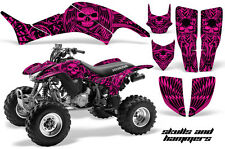AMR Racing Honda TRX 400 EX Graphic Kit Wrap Quad Decal ATV 1999-2007 HISH PINK