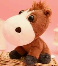 Peluche Cavallo Animali Della Fattoria Coop 23 cm Big Headz plush soft toys
